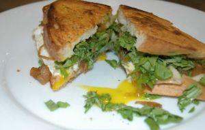 smoked paprika egg sandwich